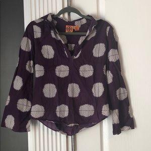 Tory Burch Tunic Shirt Size 4